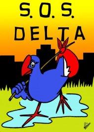 Nuevo logo de Delta del Llobregat  (2012)