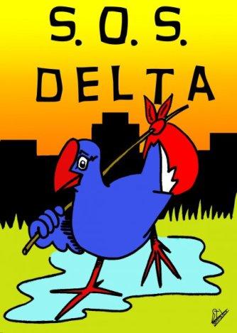 Nuevo logo de SOS DELTA 2012