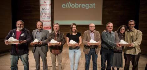 S.O.S. Delta rep el Premi a l'Afluent Verd d'ElLlobregat